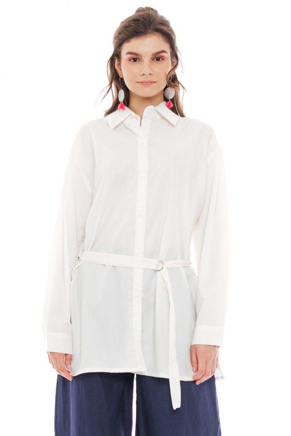 Bianca Shirt in White